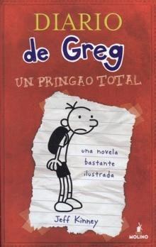 DIARIO DE GREG UN PRINGAO TOTAL
